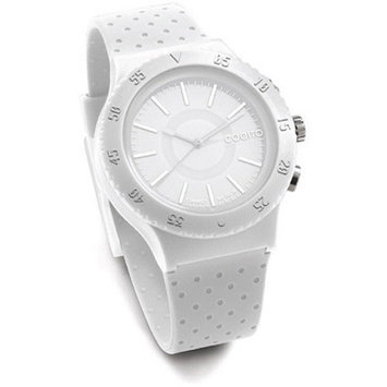 Cogito Pop 3.0 Watch, White Crisp