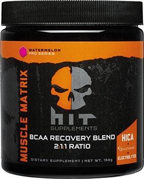 Hit Supplements 7480051 Muscle Matrix Watermelon 30 Servings
