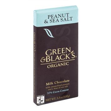 Green & Black's Organic Peanut & Sea Salt Milk Chocolate