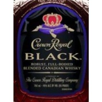Crown Royal Whisky Black 1 Liter