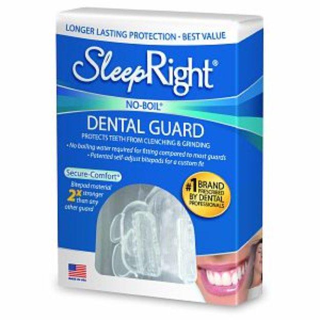 SleepRight Secure Comfort Dental Guard