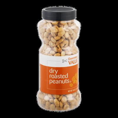 Guaranteed Value Dry Roasted Peanuts