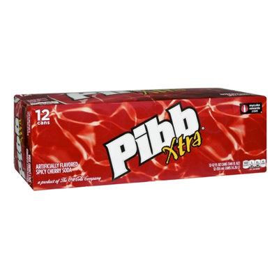 Pibb Xtra Spicy Cherry Soda - 12 PK