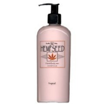 Earthly Body Tropicale 8oz Hand + Body Lotion