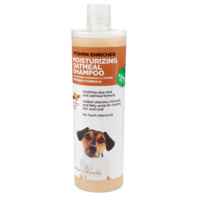 GNC Pets Oatmeal Dog Shampoo