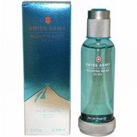Swiss Army Mountain Water Eau de Toilette Spray for Women, 3.4 fl oz