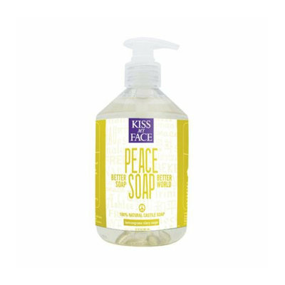 Kiss My Face Corp. Kiss My Face All Purpose Castile Soap Lemongrass Clary Sage 17 oz