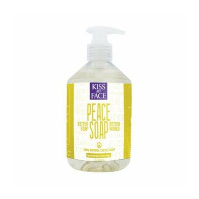 Kiss My Face Corp. Kiss My Face All Purpose Castile Soap Lemongrass Clary Sage 17 oz