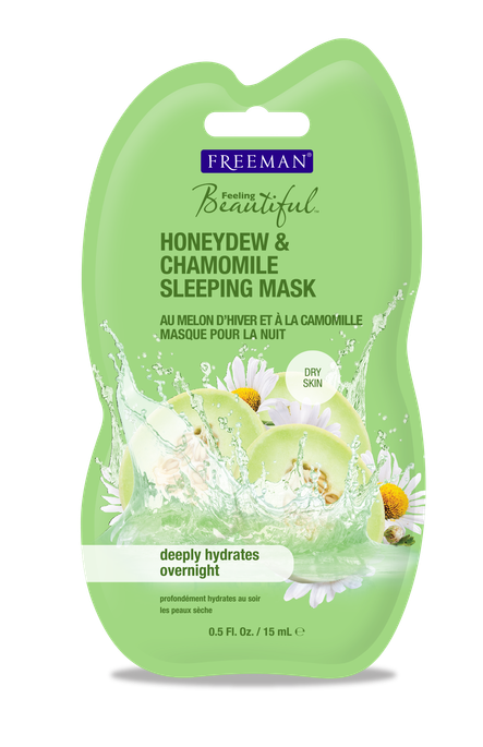 Freeman Beauty Feeling Beautiful™ Honeydew & Chamomile Sleeping Mask