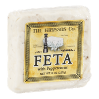The Kryssos Co. Feta With Peppercorns