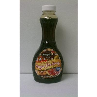 Joseph's Sugar Free Maple Flavor Syrup, 12oz