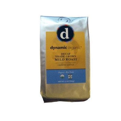 Ambassador Organics Decaf Mild Roast Ground Organic Coffee, 12-Ounce