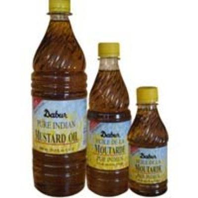 Dabur Pure Indian Musturd Oil