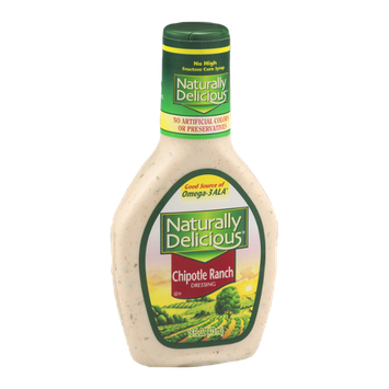 Naturally Delicious Chipotle Ranch Dressing