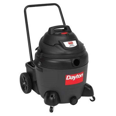 DAYTON 22XJ64 Wet/Dry Vacuum,2 HP,18 gal,120V