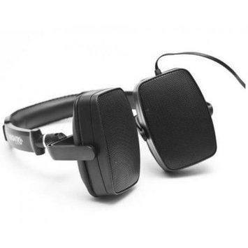 3eighty5 Audio DuoPlay Black Stereo Headphone & Portable Speaker