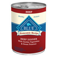 Blue Buffalo BLUETM Homestyle Recipe Adult Dog Food