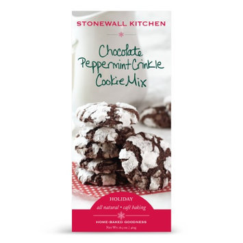 Stonewall Kitchen Chocolate Peppermint Crinkle Cookie Mix