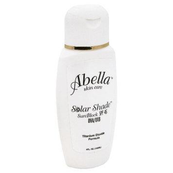 Abella Skin Care Solar Shade, 4-Ounce Bottle