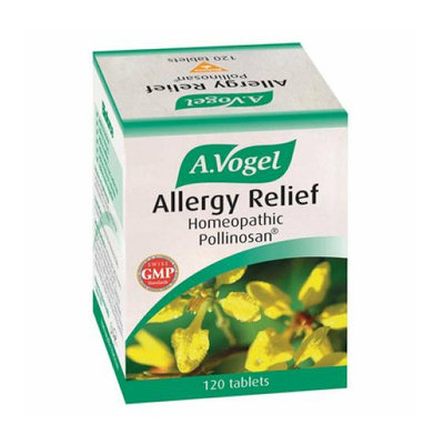 A Vogel Allergy Relief 120 Tablets