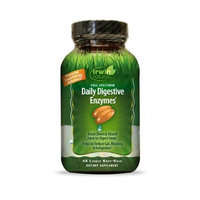 Irwin Naturals Daily Digestive Enzymes, 45 Count