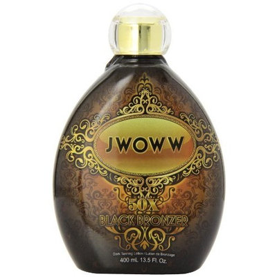 Australian Gold Jwoww Ultimate 50X Black Bronzer Tanning Lotion, 13.5 Fluid Ounce