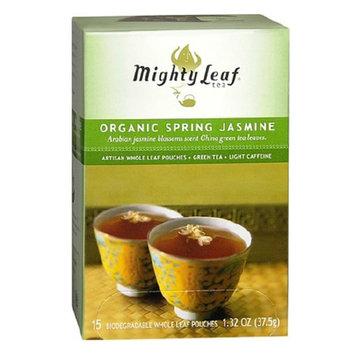 Mighty Leaf Tea Organic Green Tea Pouches