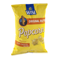 Wise Original Butter Popcorn Premium Air-Popped