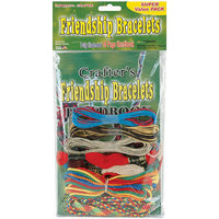 Pepperell Crafts Friendship Bracelets Super Value Pack
