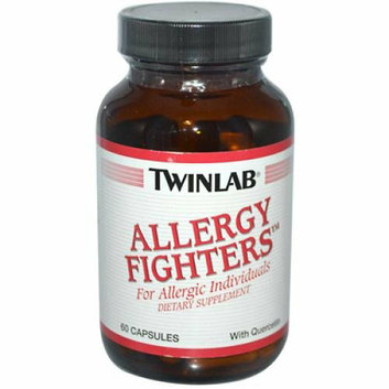 Twinlab Allergy Fighters 60 Capsules