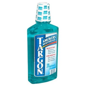 Targon Smokers' Mouthwash, Original, 24-Ounce Bottles (Pack of 6)