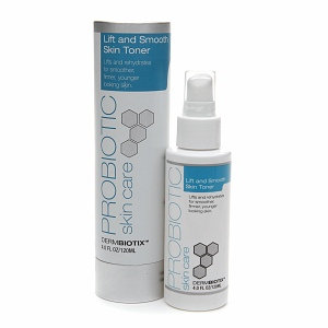 Probiotic Skin Care Lift and Smooth Skin Toner