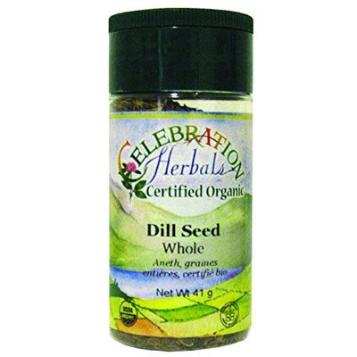 Celebration Herbals Organic Whole Dill Seed 40 g