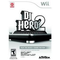Activision DJ Hero 2 (Nintendo Wii)