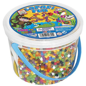 Perler Beads Fuse Bead Activity Bucket