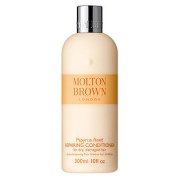 Molton Brown Quenching repair conditioner with papyrus reed