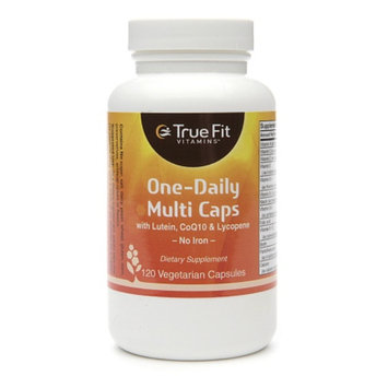 True Fit Vitamins One-Daily Multi Caps