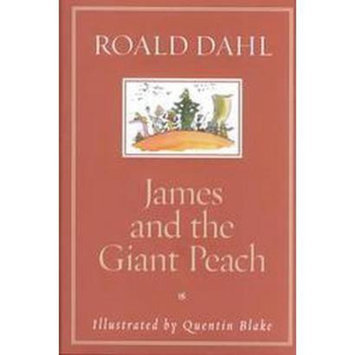 James and the Giant Peach (Revised) (Hardcover)
