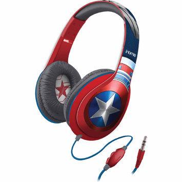 Kid Designs KIDdesigns MC-M40 Captain America Headphones