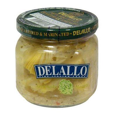 Delallo : Quartered & Marinated Artichoke Hearts