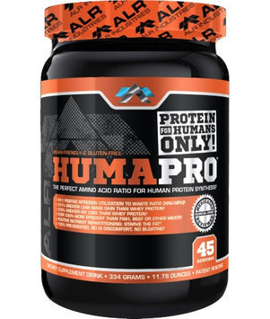 ALR Industries HumaPro, Mandarin Orange, 45 Servings