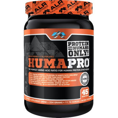 ALR Industries HumaPro, Strawberry Kiwi, 45 Servings