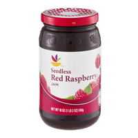 Ahold Jam Red Raspberry Seedless