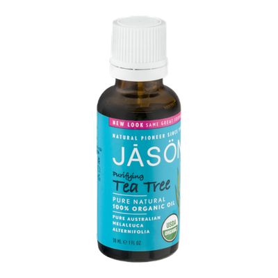 Jason Purifying Tea Tree 100% Organic Oil