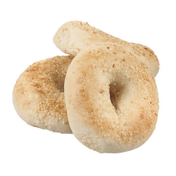 Fresh Bakery Bagels Sesame - 3 CT