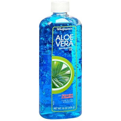 Walgreens Aloe Vera Pain Relieving Gel