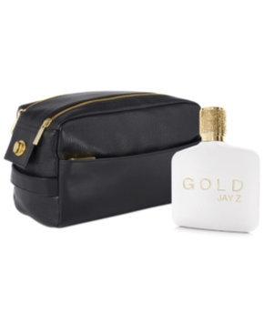 Gold Jay Z 3 oz Eau de Toilette + Dopp Kit Gift