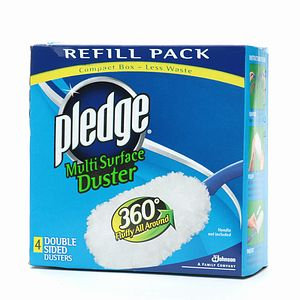 Pledge Multi Surface Duster 360 Refill