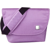 Urban Factory B-Colors Collection Wallet Bag for Camera Reflex/SLR and Lens, Purple/Green