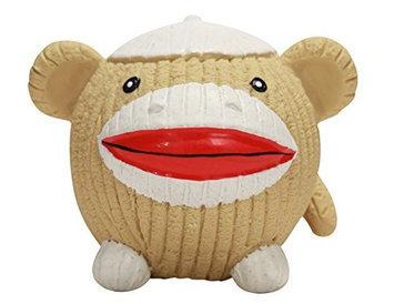 Hugglehounds Ruff-Tex Knottie Sock Monkey